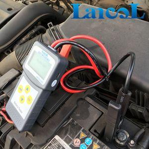 Image 5 - Lancol MICRO200 12 12v自動車バッテリー容量デジタルテスターバッテリーテスター車両デジタルバッテリーアナライザーcca 100 2000
