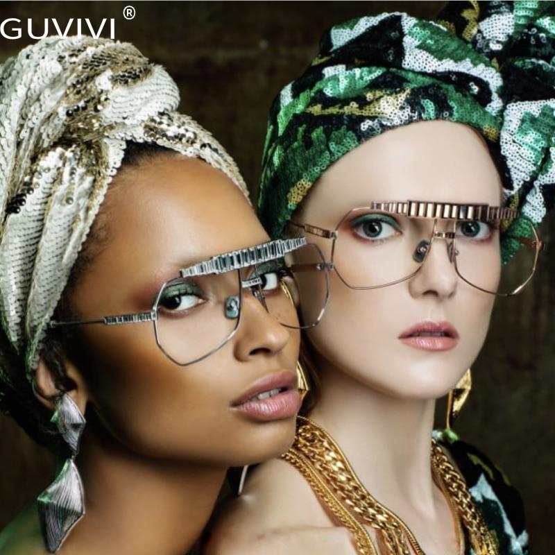 Pilot Steampunk Sunglasses Women 2020 Diamond Rhinestone Sunglasses Men Punk Luxury Square Sunglasses Brand Designer Eyewear