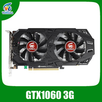 VEINEDA Video CardGTX1060 3GB 192Bit GDDR5 Graphics Cards for nVIDIA VGA Geforce Series games  Video Cards 1