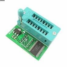 1.8 v adaptador para iphone ou placa-mãe 1.8 v spi flash sop8 dip8 w25 mx25 uso em programadores tl866cs tl866a ezp2010 ezp2013 ch341