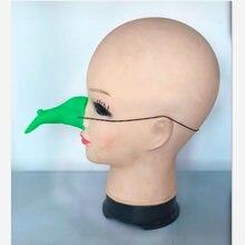 Забавная аниме игрушка на Хэллоуин с длинным носом