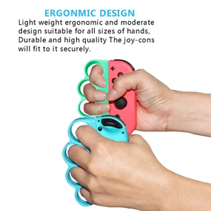 Image 3 - Strength Hand Grip Finger Hands Fitness Exercise Equipment Fit for Ns Switch Aerobic Boxing Fitness Boxer Grip