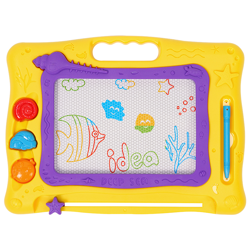 Magnetic Drawing Board Kids Toys For Children Kids Craft Kids Learning 2 Year Old Toys Kids Painting Educational Toys Drawing Toys Aliexpress