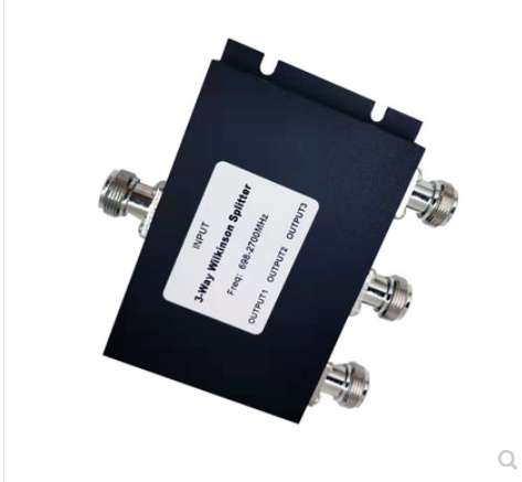 700~2700mhz 3-way Wilkinson Splitter 1 To 3 Microstrip Power Divider For 2g 3g 4g Signal Booster And Cable