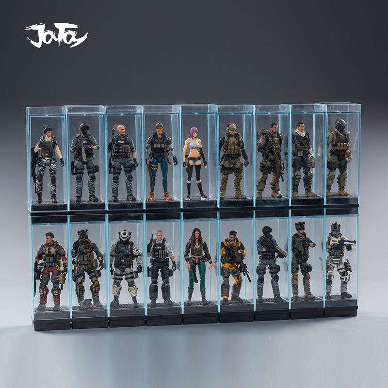 JOYTOY 1/25 Action Figures Free To Choose  Collection Model Kit Toy New Boxed/plastic Boxed