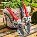 Садовые ножницы для фруктовых деревьев, секатора ножница трудосберегающий цветок сдвига Подрезка растений в садоводстве режущей 30 мм толс...