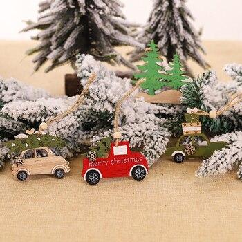 Dog Christmas Tree Pendant Home 2