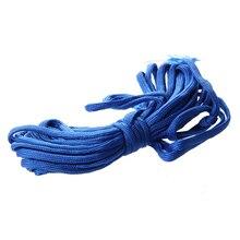 20 футов Паракорд парашютный шнур нейлоновый шнур для выживания в пустыне 7 нитей-темно-синий