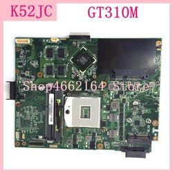 K52JC GT310M N11M GE2 S A1 płyta główna ASUS A52J X52J K52J A52JC laptopa płyty głównej płyta główna w 100% testowane działa dobrze w Płyty główne do laptopów od Komputer i biuro na
