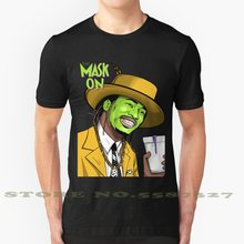 Mask On Cool Design Trendy T-Shirt Tee Future Chief Keef Migos Rapper Younf Dolph Young Metro(China)