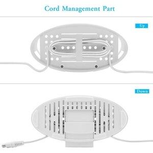 Image 3 - Stanstar montagem de parede para netgear orbi ac2200 (rbk23) sistema de wifi de malha doméstica, suporte de parede resistente,