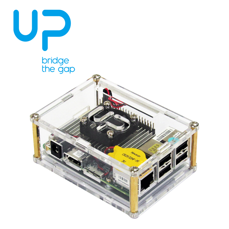 UP Board Intel X86 Development Board Compatible With Raspberry PI Support Win10/Ubuntu
