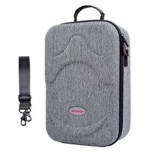 حقيبة واقية صلبة للسفر من EVA ، حقيبة تخزين ، حقيبة حمل لسماعات الرأس وملحقاتها Oculus Quest 2 VR