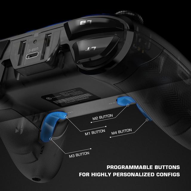 GameSir T4 Pro Bluetooth Game Controller 2.4GHz Wireless Gamepad applies to NintendoSwitch AppleArcadeandMFiGames 5
