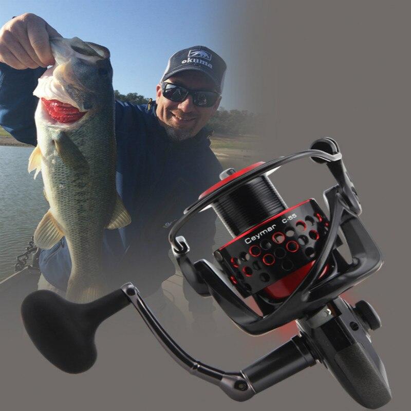 Купить рыболовная катушка okuma для спиннинга в соленой воде рыболовная