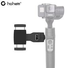 Hohem Smartphone Del Telefono Del Supporto Della Clip di Montaggio per Hohem iSteady Pro 3 Pro 2 Pro e Zhiyun Weebill S Lab Feiyu g6 G6 Più DJI Ronin S