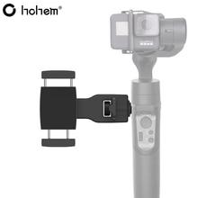 Hohem Smartphone Holder Phone Clip Mount for Hohem iSteady Pro 3 Pro 2 Pro & Zhiyun Weebill S Lab Feiyu G6 G6 Plus DJI Ronin S