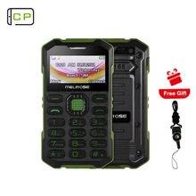 Original Melrose S2 Mini Telefon Mit MP3 Kamera Bluetooth Ultra-dünne 1,7 Zoll Outdoor Stoßfest Staubdicht Telefon