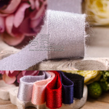 100yards 25mm 38mm raw edge satin ribbon for garment apparel accessories bouquet flower gift packing bow craft supplies 100yards 25mm 38mm raw edge satin ribbon for garment apparel accessories bouquet flower gift packing bow craft supplies