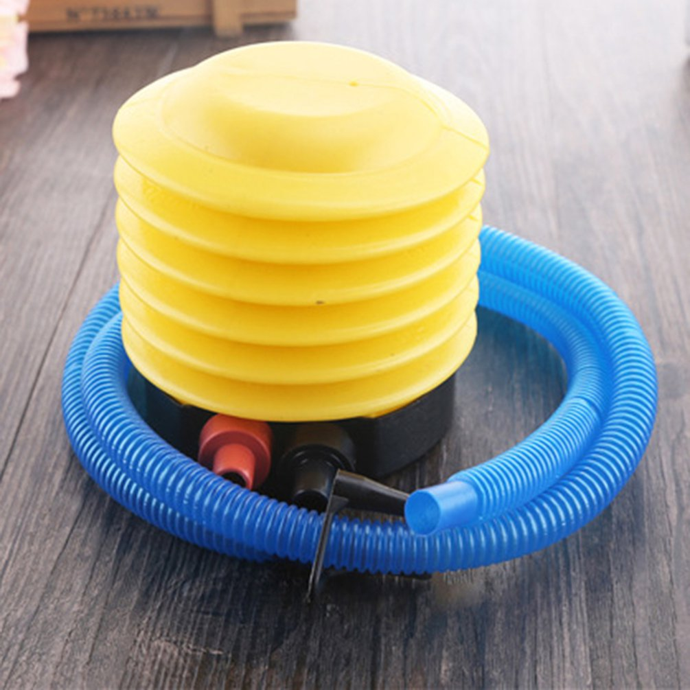 Portable Balloon Foot Air Pump Inflator Foot Pump Wedding Arrangement Inflatable Tool Balloon Pump