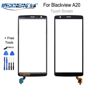 For Blackview A20 Touch Panel Touch Screen Digitizer Sensor Replacement For Blackview A20 Pro touch for a20 touch a 20+Tools(China)