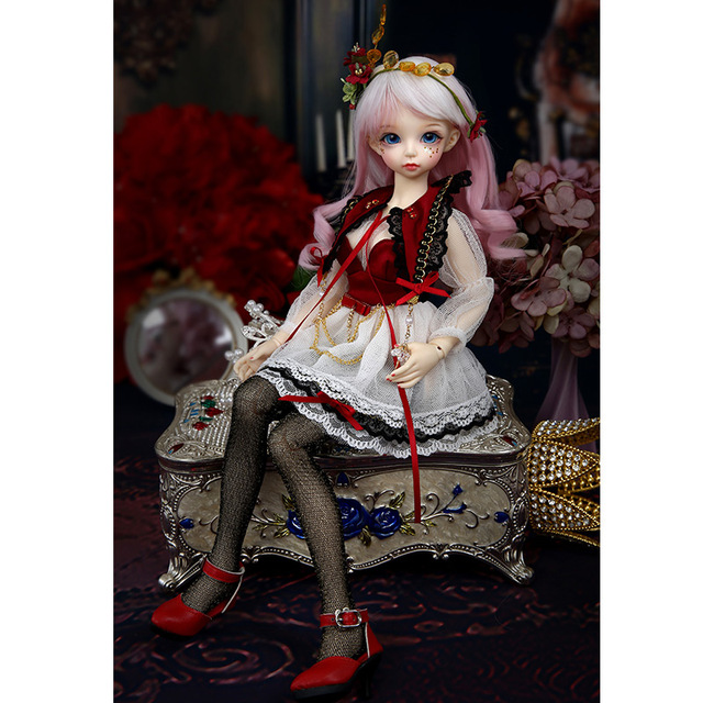Minifee Ante Fairyland BJD SD Doll 1/4 Body Model Baby Girls Boys Toys Eyes High Quality Gift Shop Resin Anime FL  luodoll