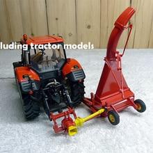 Редкое Специальное предложение 1:32 4965 DM 1350 газонокосилка трактор аксессуары сельскохозяйственная модель автомобиля коллекционная модель сплава
