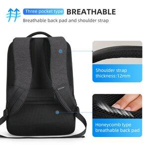 Image 5 - Mark Ryden 2020 nowy plecak męski USB wielofunkcyjne do ładowania 15 cal laptopa torby męskie moda mężczyzna Mochila podróży plecak