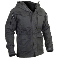 M65 Army Clothes Tactical Windbreaker Men Winter Autumn Jacket Waterproof Wearproof, Windproof, Hiking Jackets