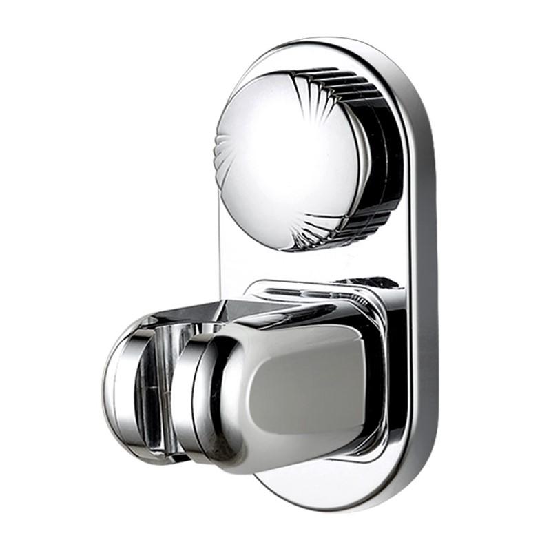 Bathroom Punch-free Suction Cup Shower Stand Bracket Adjustable Shower Head Base Hanger Shower Accessories ZP7251639