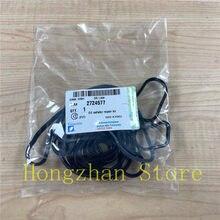 1Set Olie Radiator Reparatie Kit Kooling Pakking Afdichtingen Voor Chevrolet- Cruze Orlando Sonic Trax Croma Astra Zafira 2724577