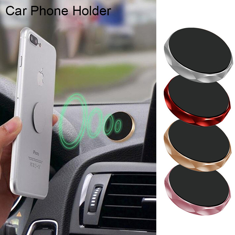 GPS Navigation Universal Car Phone Holder For Xiaomi Mi 9 Magnetic Phone Stand Car Stand Magnet Mount Support Holder