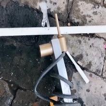 Bar Pipe Repair-Rod Welding-Parts PPR Plastic 20pcs