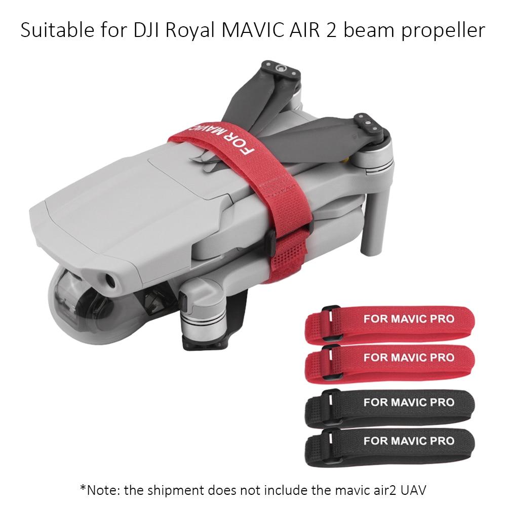 Belt-Holder Prop-Clip Propeller-Stabilizer for DJI MAVIC Air-2/Mavic/2/.. 2pcs Fixing-Strap