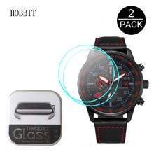 2PCS 2.5D מזג זכוכית עבור אזרח CA0617 CA0649 CA0691 CA0697 CA0698 CA0627 CA0612 CA7040 CA7045 7047 HD ברור פרימיום זכוכית