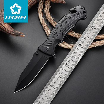 High Hardness Csgo Folding Knife Outdoor Camping Survival Hunting Knife Self Defence Diving Couteau Multifonction Military Knife stainless steel self defense folding knife hunting camping multifunctional high hardness military survival outdoor fruit knife