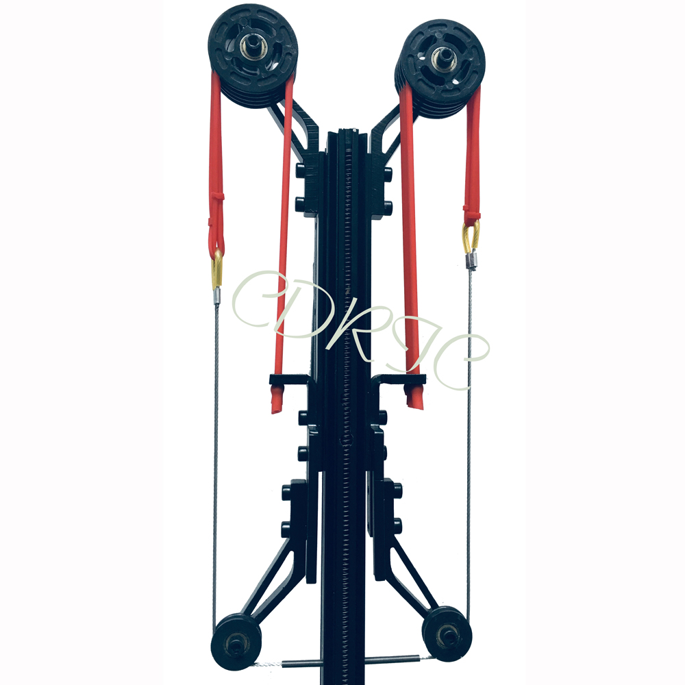 Neptune 8 Rifle Slingshot Hunting Catapult Powerful Stainless Slingshot For Outdoor Hunting And Shooting Semi-automatic Arrows