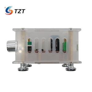 Image 3 - TZT YDA138 E Audio Amplifier Board 8W+8W HIFI Dual Channel Stereo Digital Amplifier Board DC12V For YAMAHA