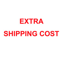 Custo de transporte extra ou taxas de placa para produtos personalizados