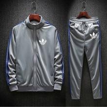 Мужские куртки для бадминтона и wo+ брюки, спортивные костюмы, комплекты для спортзала, весенние комплекты, спортивная одежда для фитнеса, бега, спортивные костюмы