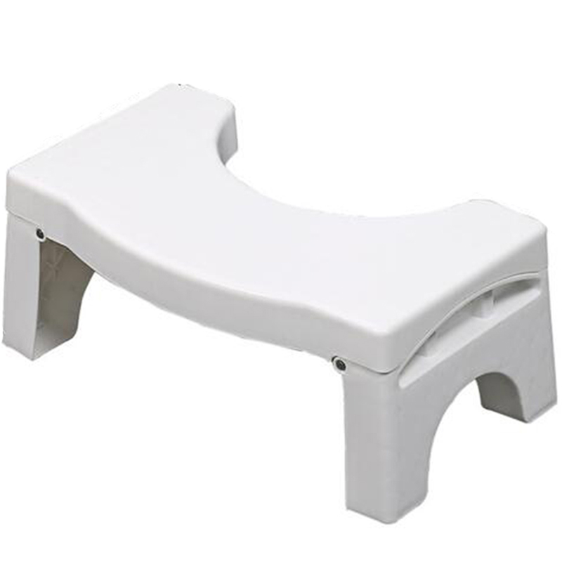 41x25x17.5Cm Non-Slip Toilet Foot Stool Folding Children'S Potty Footstool Professional Toilet Auxiliary Stool Bathroom Supplies