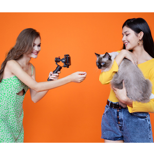Image 2 - ZHIYUN Official Crane M2 3 Axis Gimbals Handheld Stabilizer for Mirrorless Compact Action Cameras Phone Smartphones iPhone 11