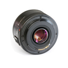 50mm F1.8 Camera Lens Auto Manual Focus AF MF for Yongnuo YN Cameras LHB99(China)