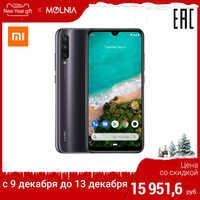 Teléfono Inteligente Xiaomi mi A3 + 4 GB 128 GB red 4G, procesador de ocho núcleos [entrega desde Rusia]