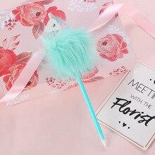 20pcs/set Factory Animal Unicorn Ballpoint Pen Korean Promotion Craft Gift Wholesale Cute Kids