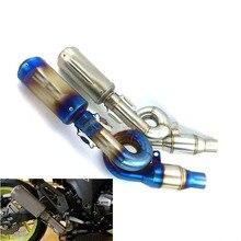 Laser Logo Motorrad Z800 Auspuff System Edelstahl Motorrad Schalldämpfer und Mittleren Rohr Flucht für Kawasaki Z800
