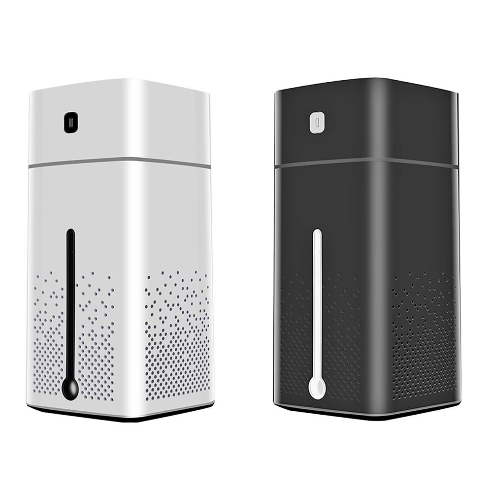 1000mL Mist Air Humidifier Essential Oil Diffuser Ultrasonic Aromatherapy USB Water Cube Small Air Conditioning Appliances