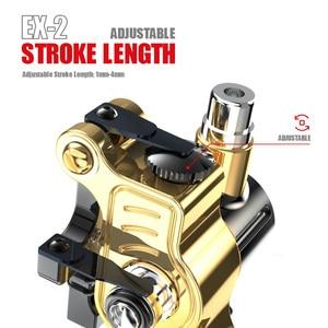 Image 3 - Stabilny szybki regulowany skok obrotowy maszynka do tatuażu RCA silnik bezrdzeniowy akcesoria do makijażu permanentnego