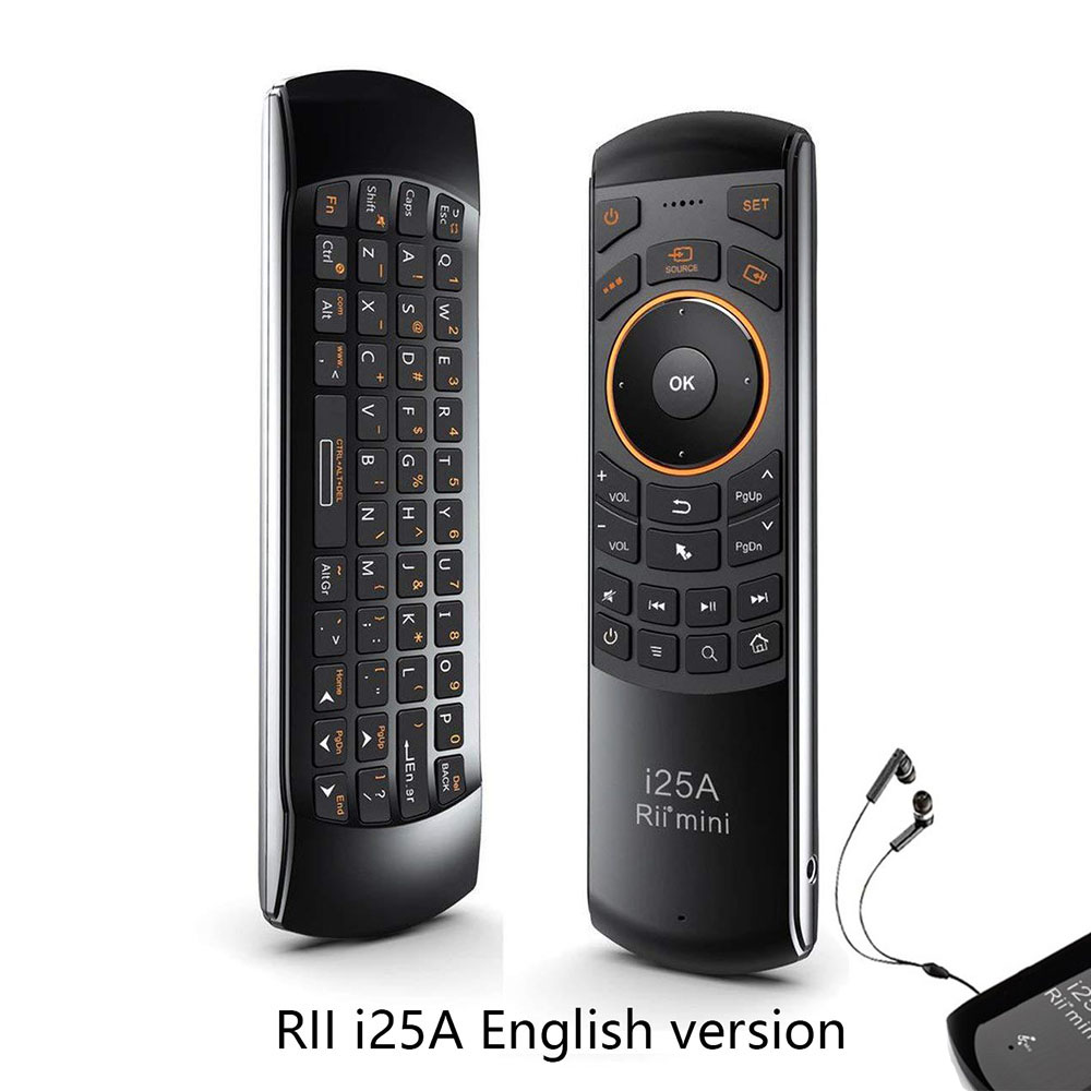fio voar mouse russo teclado inglês i25