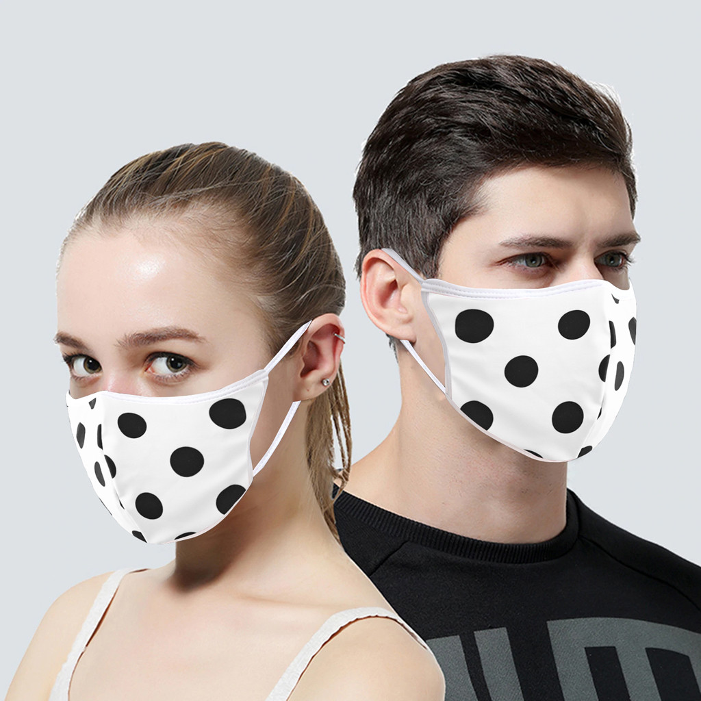 H25b8a3ac906848c7ab8240a36ca4cafbX In Stock Men Women Adult Outdoor Print Washable Print Breathable Face Cotton Mouth Reusable Earloop Mouth-muffle Health Care
